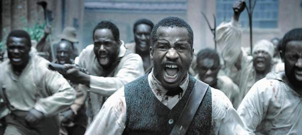 """Nate Parker, who also directed and wrote the screenplay, stars as rebel slave Nat Turner in """"The Birth of a Nation."""" Parker calls it """"the black 'Braveheart.' """" (Fox Searchlight Pictures)"""