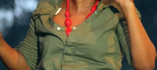 Queen Ifrica ; une voix sublime au Garance Reggae Festival 2011 Publié le 2 août 2011 par Alternative Radio